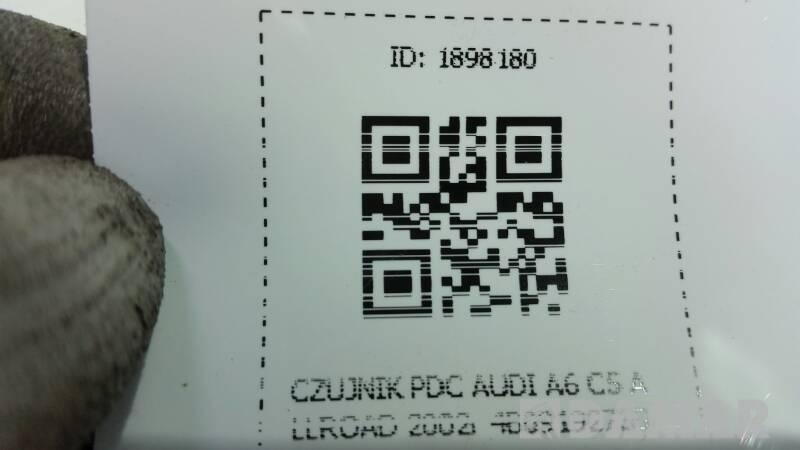4B0919275B CZUJNIK PDC AUDI A6 C5 ALLROAD 2002r