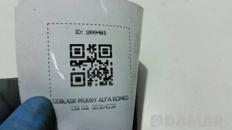 50504339 ODBLASK PRAWY ALFA ROMEO 159 08r