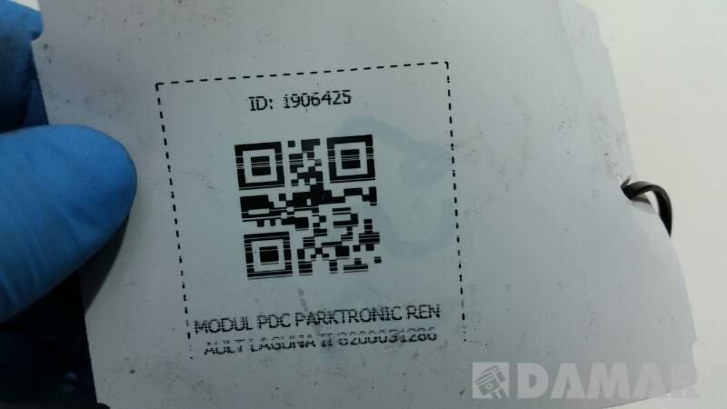 8200051286F MODUL PDC PARKTRONIC RENAULT LAGUNA II