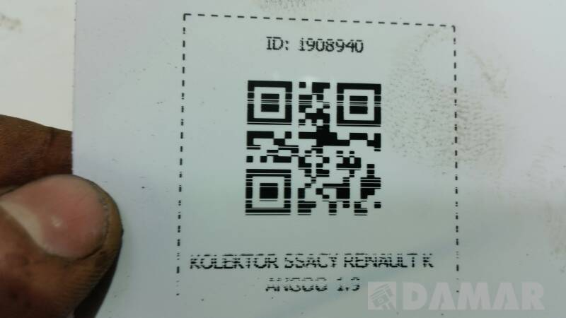 KOLEKTOR SSACY RENAULT KANGOO 1.9