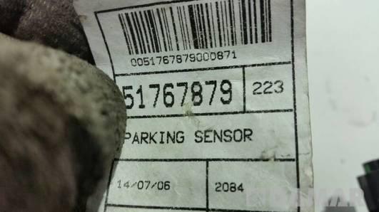 51767879 WIAZKA PDC TYL FIAT DOBLO 2005r