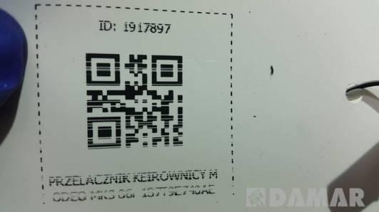 PRZELACZNIK KEIROWNICY MODEO MK3 06r 1S7T9E740AE