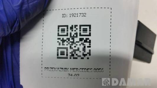 005674-02 PRZEKAZNIK MERCEDES