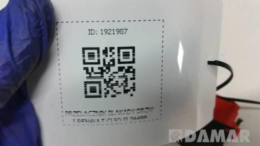060035B PRZELACZNIK BLOKADY DRZWI RENAULT CLIO II