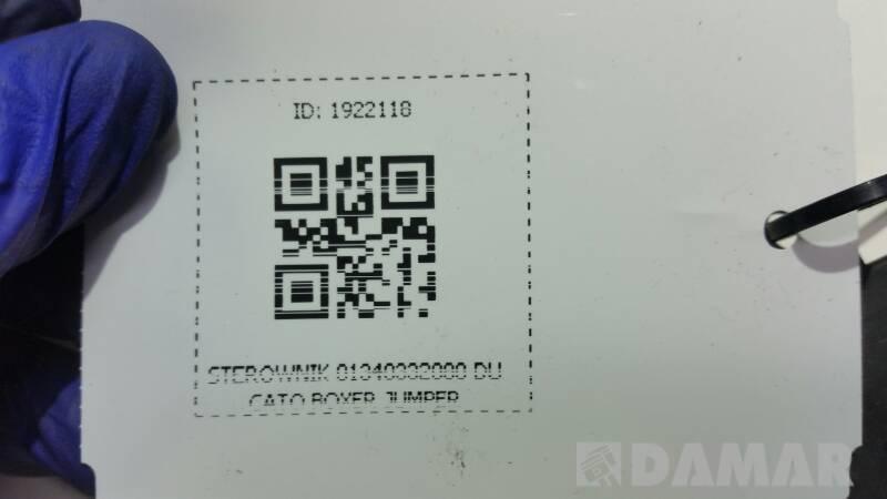 01340332080 STEROWNIK  DUCATO BOXER JUMPER