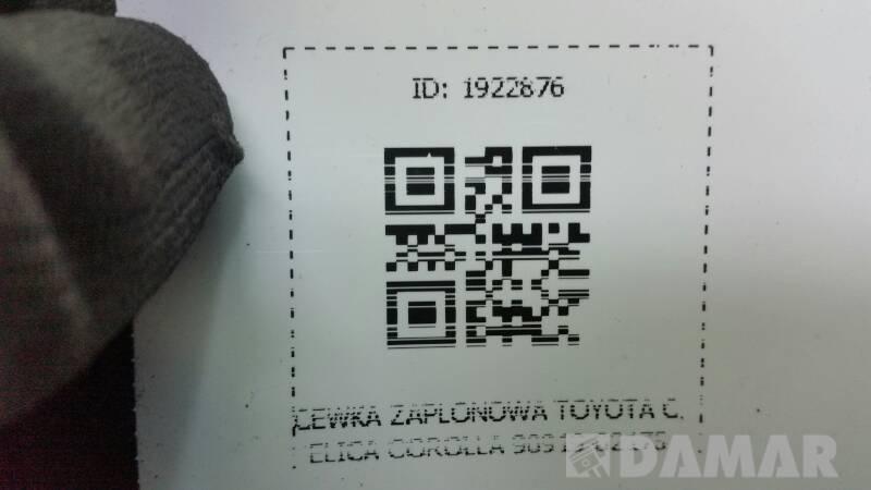 90919-02175 CEWKA ZAPLONOWA TOYOTA CELICA COROLLA