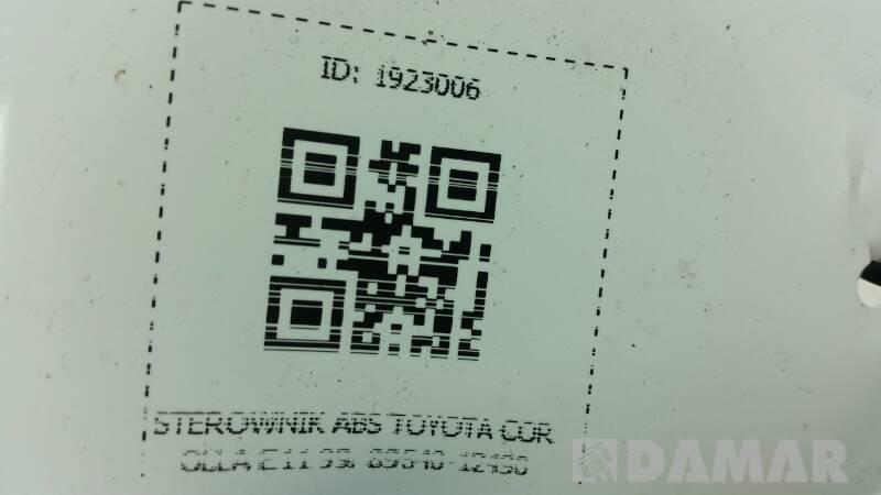 89540-12490 STEROWNIK ABS TOYOTA COROLLA E11 99r