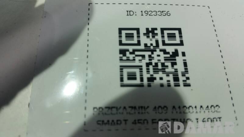 A1201A402 PRZEKAZNIK 409 SMART 450 FORTWO I 600T