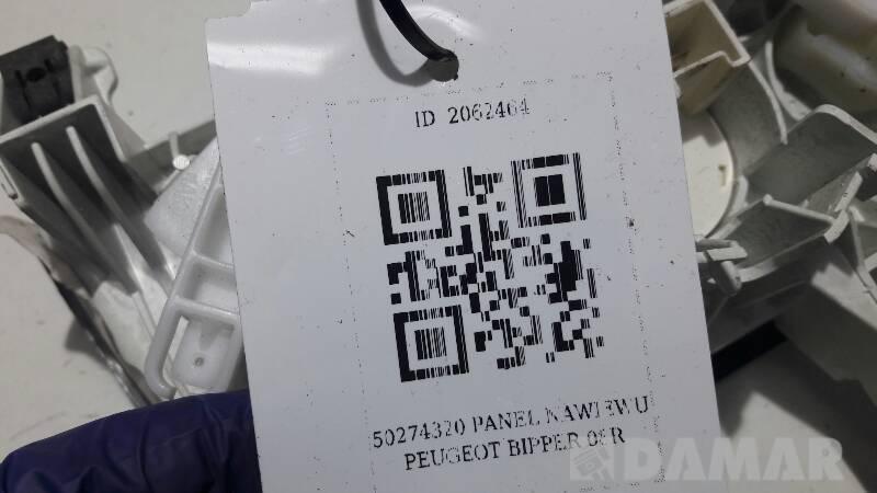 50274320 PANEL NAWIEWU PEUGEOT BIPPER 08R