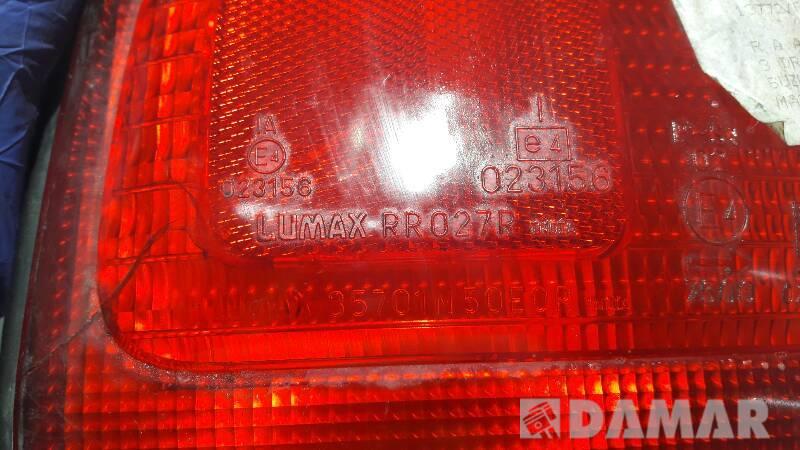 35701M50E0R LAMPA PRWA TYL SUZUKI ALTO