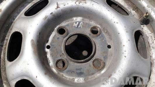 1H0601025A FELGA STALOWA 5.5JX13H2 ET38 VW VENTO