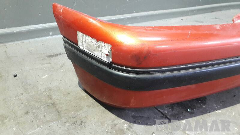 6K6807431 ZDERZAK TYLNY SEAT IBIZA 3D 96r CZERWONY