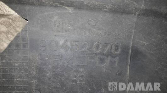 90452070 ZDERZAK TYLNY OPEL ASTRA F 5D SEDAN 94r