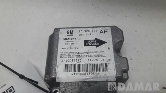 GM90520841AF SENSOR PODUSZEK AIRBAG OPEL ASTRA II