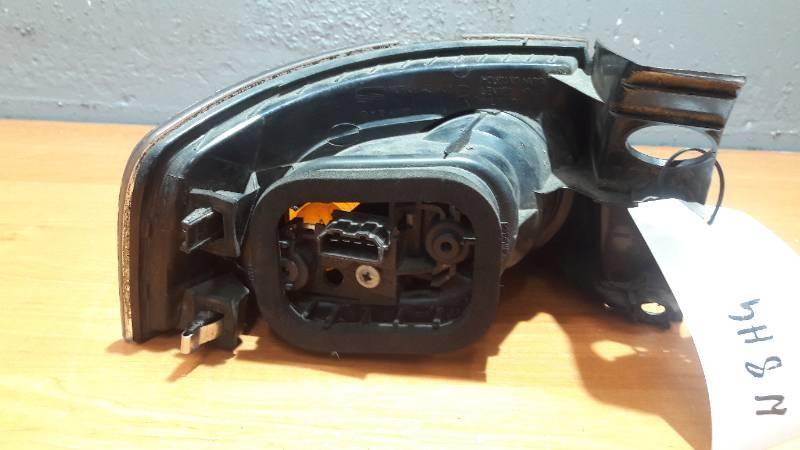 6L6945112C LAMPA PRAWA TYL CIEMNA SEAT IBIZA III