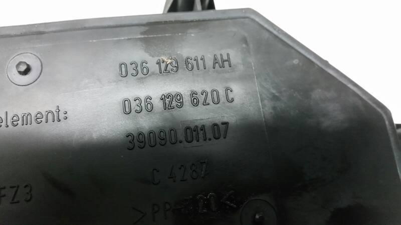 036129611AH OBUDOWA FILTRA POWIETRZA GOLF IV