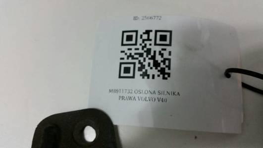 MB911732 OSLONA SILNIKA PRAWA VOLVO V40