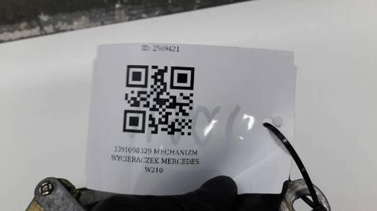 3391098329 MECHANIZM WYCIERACZEK MERCEDES W210