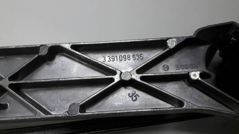 3391098535 MECHANIZM WYCIERACZEK MERCEDES W220