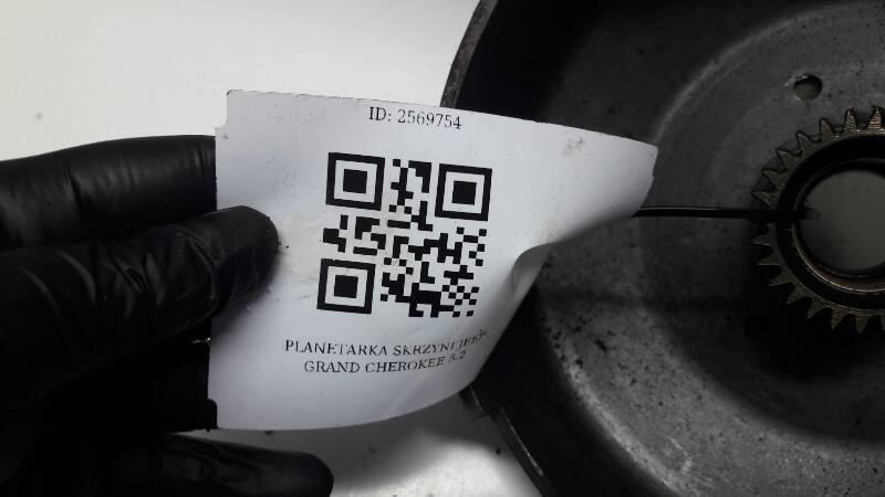 PLANETARKA SKRZYNI JEEP GRAND CHEROKEE 5.2