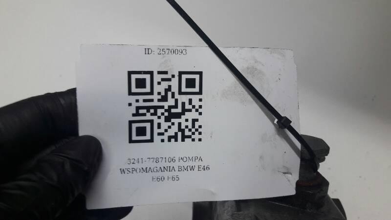 7787106 POMPA WSPOMAGANIA BMW E46 E60 E65