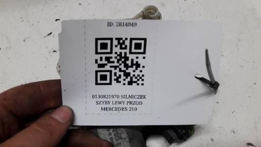 0130821970 SILNICZEK SZYBY LEWY PRZOD MERCEDES 210
