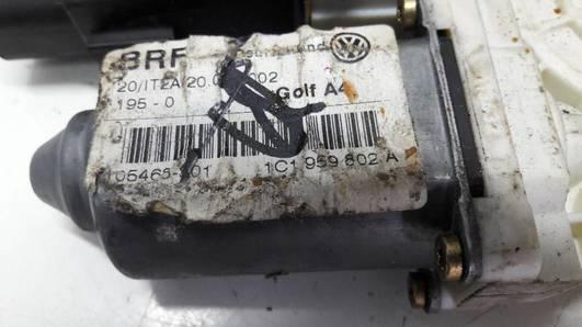 1C1959802A SILNICZEK SZYB PRAWY PRZOD VW BORA