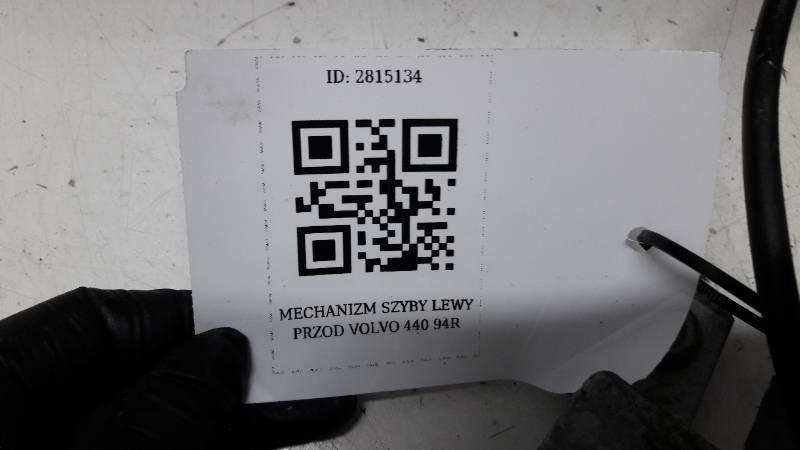 MECHANIZM SZYBY LEWY PRZOD VOLVO 440 94R