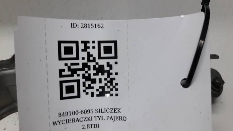 849100-6095 SILICZEK WYCIERACZKI TYL PAJERO 2.8TDI