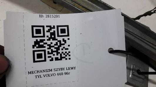 MECHANIZM SZYBY LEWY TYL VOLVO 440 96r