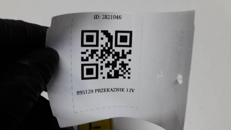 895129 1362903 PRZEKAZNIK 12V
