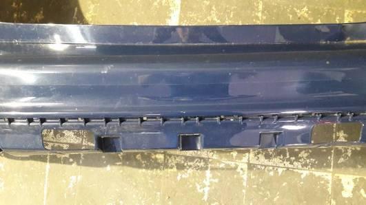 AV1117906ADW ZDERZAK TYLNY FORD B-MAX GRANATOWY