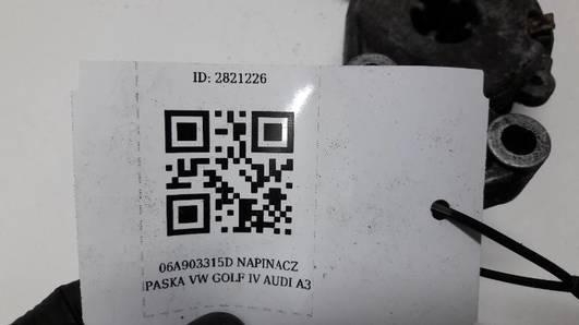 06A903315D NAPINACZ PASKA VW GOLF IV AUDI A3