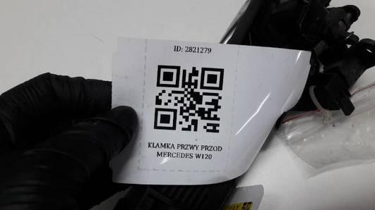 KLAMKA PRAWY TYL MERCEDES W210