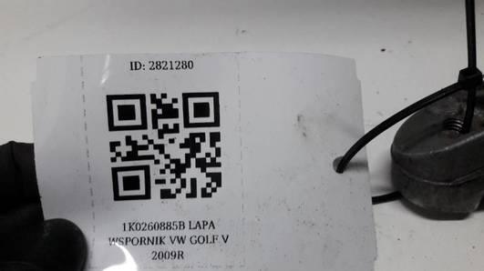 1K0260885B LAPA WSPORNIK VW GOLF V 2009R