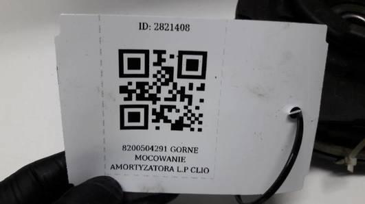 8200504291 GORNE MOCOWANIE AMORTYZATORA L.P CLIO