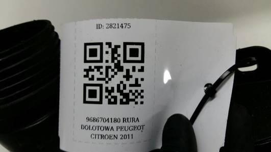 9686704180 RURA DOLOTOWA PEUGEOT CITROEN 2011