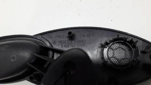 A1687600261 KLAMKA WEWNETRZNA PRAWA MERCEDES W168