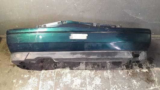 ZDERZAK TYLNY VW GOLF III 1H6807417H ZIELONY