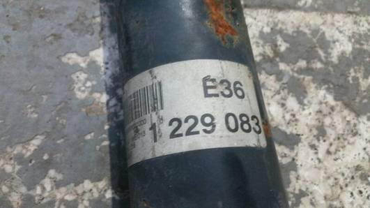 1229083 WAL NAPEDOWY BMW E36 155cm