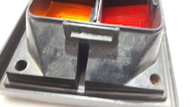 251945112E LAMPA PRAWA VW TRANSPORTER T3 87R
