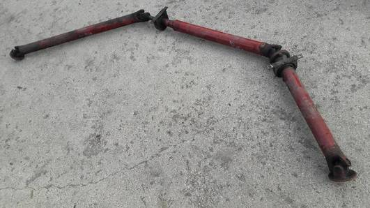 WAL NAPEDOWY IVECO DAILY 35-12 99r 310cm