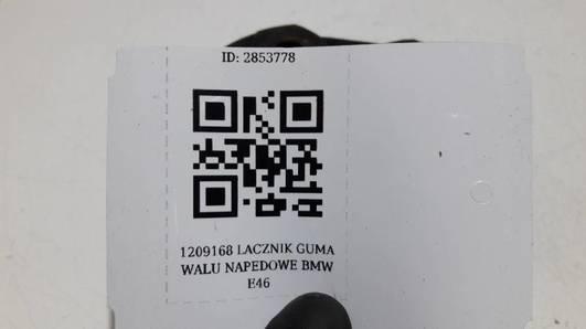 1209168 LACZNIK GUMA WALU NAPEDOWE BMW E46