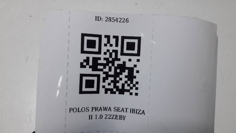 POLOS PRAWA SEAT IBIZA II 1.0  22ZEBY