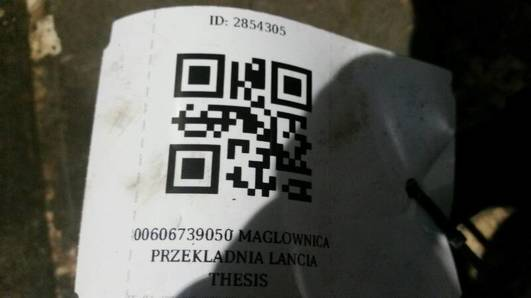 00606739050 MAGLOWNICA PRZEKLADNIA LANCIA THESIS