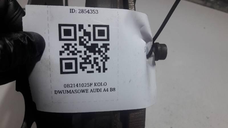 0B1105266AB KOLO DWUMASOWE AUDI A4 B8
