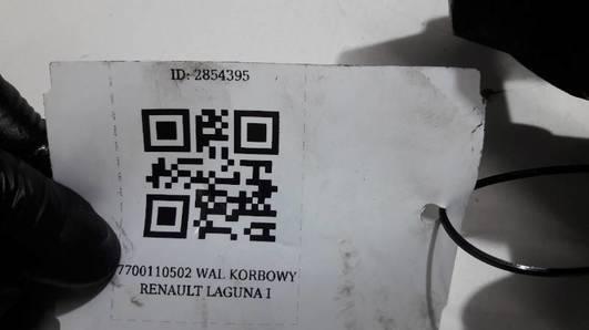 7700110502 WAL KORBOWY RENAULT LAGUNA I
