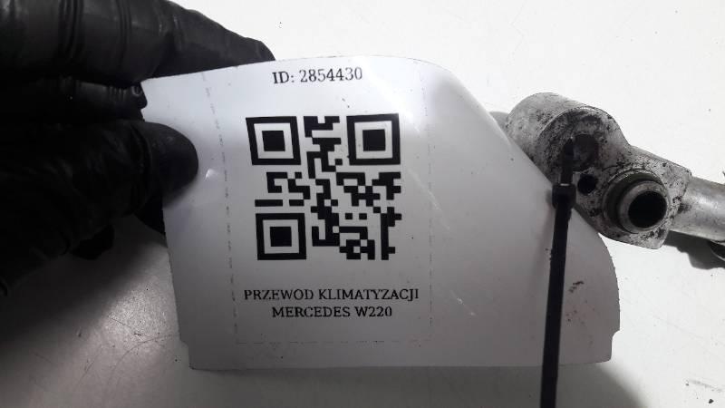 PRZEWOD KLIMATYZACJI MERCEDES W220