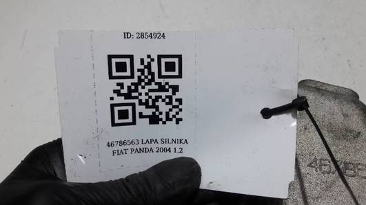 46786563 LAPA SILNIKA FIAT PANDA 2004 1.2