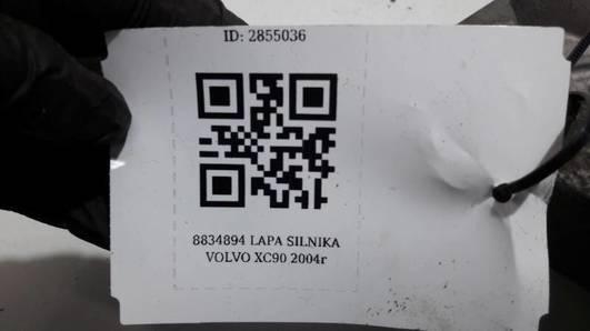 8834894 LAPA SILNIKA VOLVO XC90 2004r